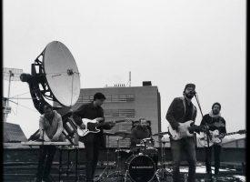 The Hubschrauber lanceert na het debuutalbum ook een spacey video voor Kepler