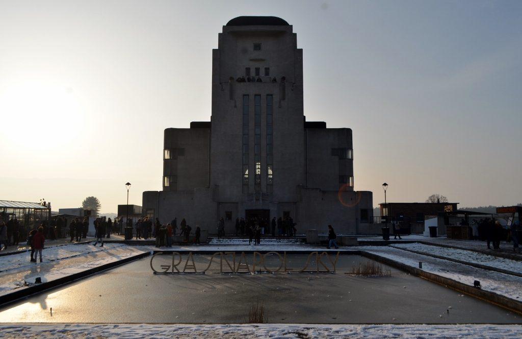 Winterfestival Grasnapolsky, foto Ingmar Griffioen