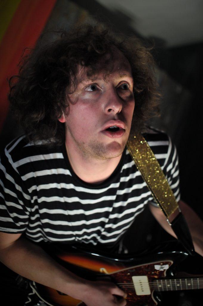 Jeroen van Iguana Death Cult, foto Christel de Wolff