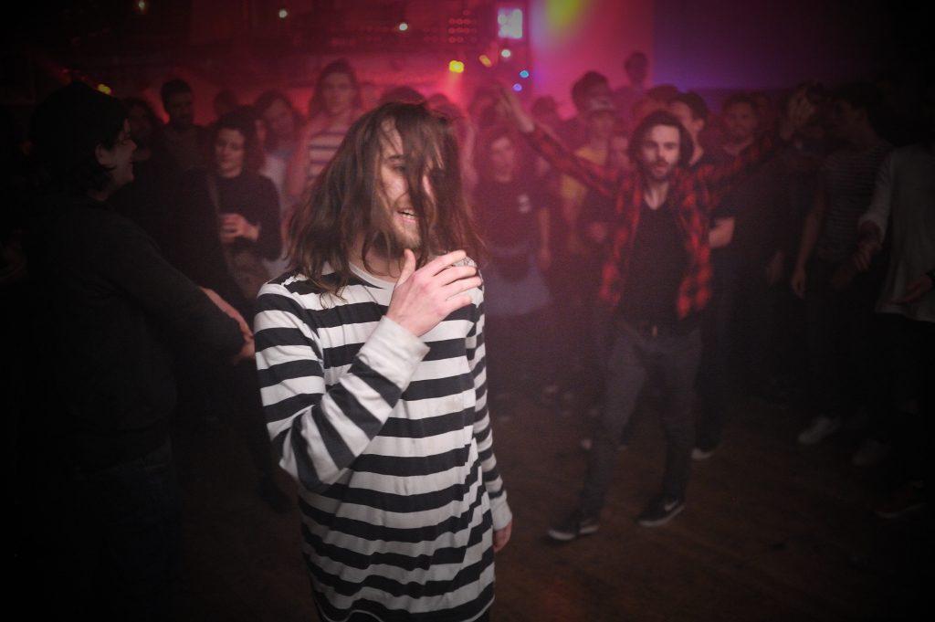 Pier 15 gaat los op Iguana Death Cult, foto Christel de Wolff