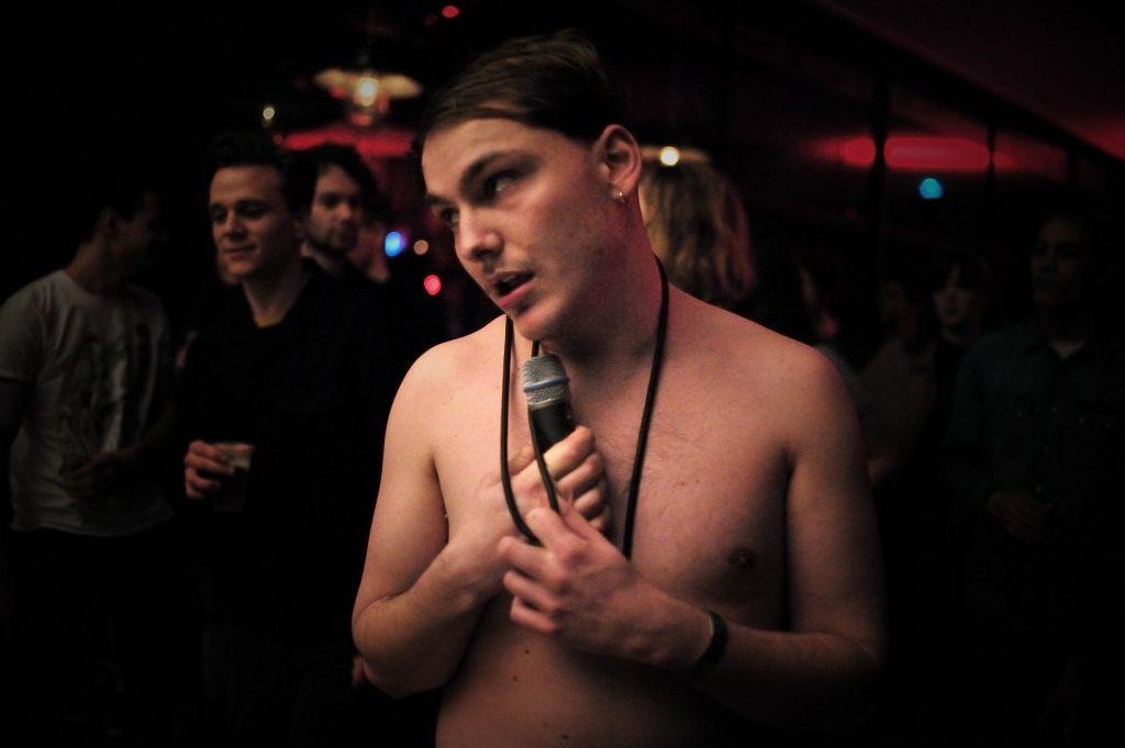 Charlie & The Lesbians. foto Christel de Wolff