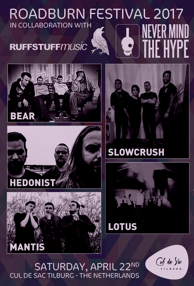 Roadburn 2017_RuffstuffMusic