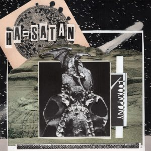 Lookapony - Ha-Satan, artwork Teun Jansen