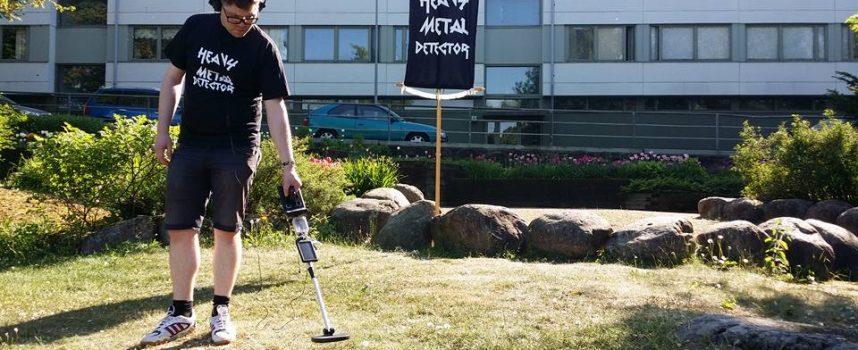 STRP kijkt met Heavy Metal Detector 'hoe metal Eindhoven is'