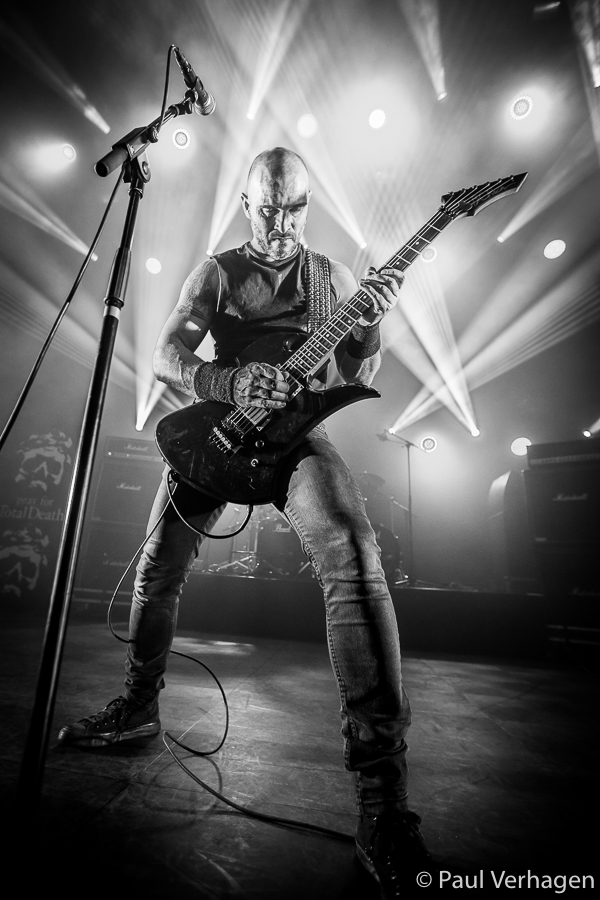 Dead Congregation op Netherlands Death Fest, foto Paul Verhagen