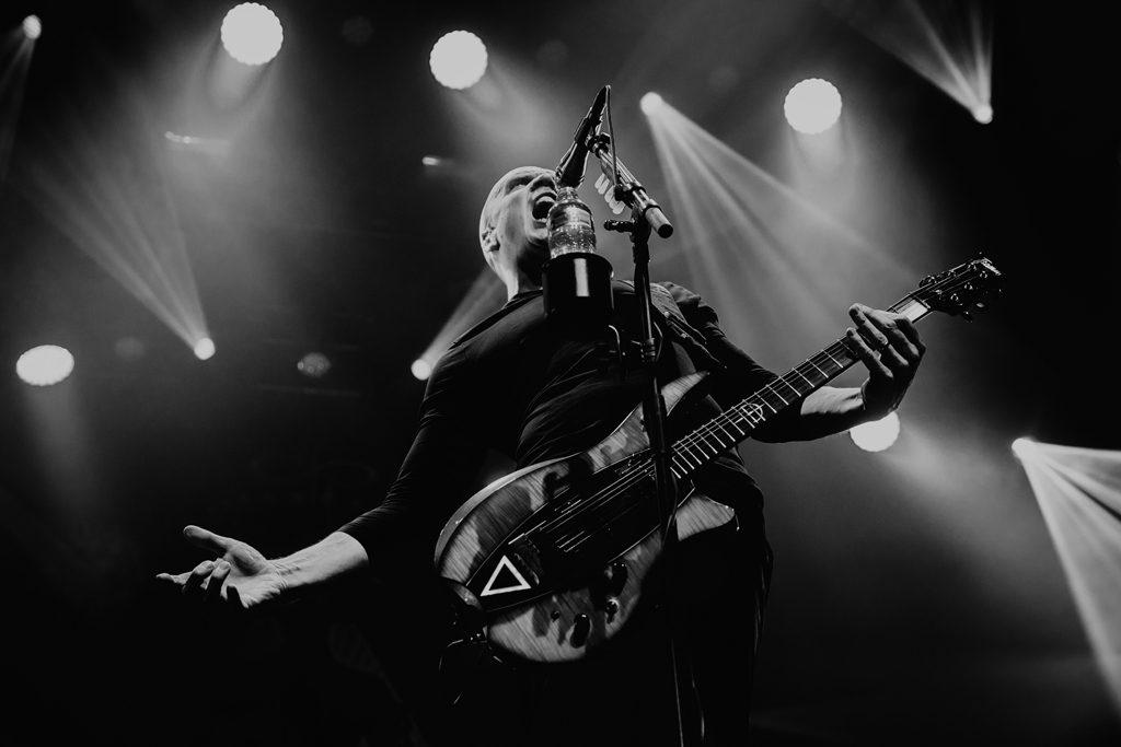 Devin Townsend in 013, foto Dani Silvia