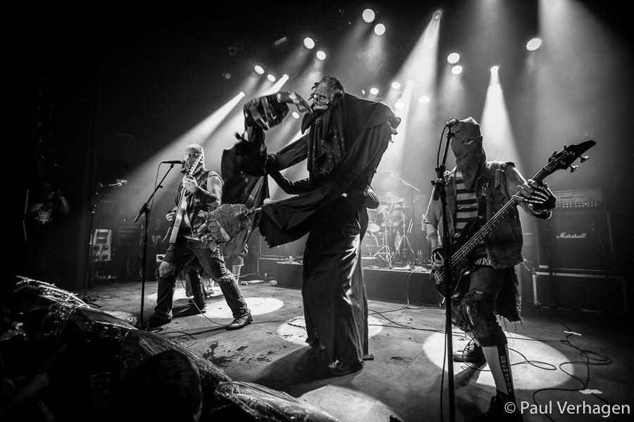 Ghoul op Netherlands Death Fest, foto Paul Verhagen
