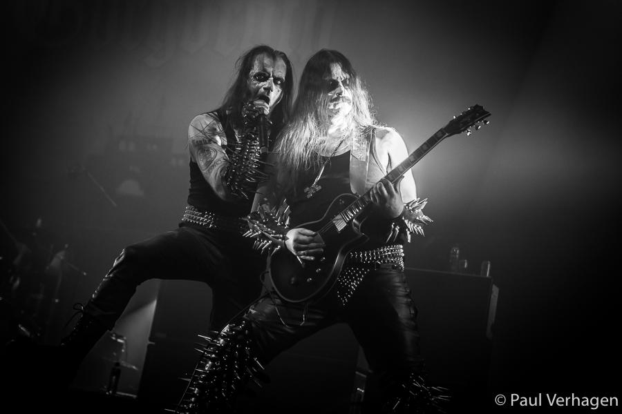 Gorgoroth op Netherlands Death Fest, foto Paul Verhagen
