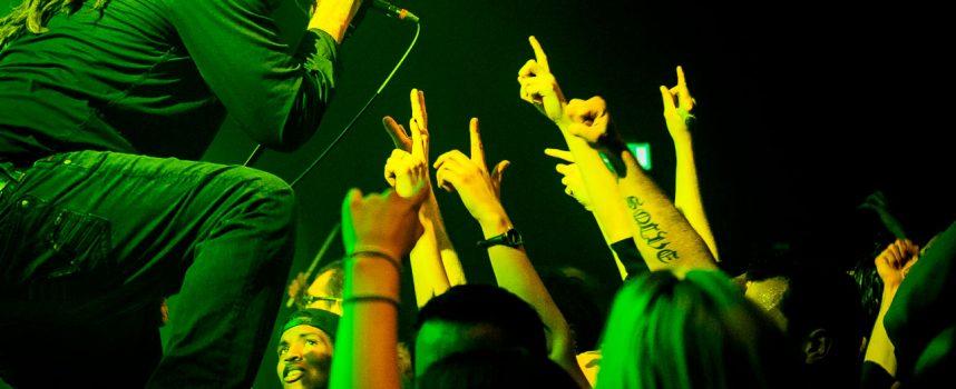 In 1 Beeld: Ill Niño laat nu-metal herleven in De Helling