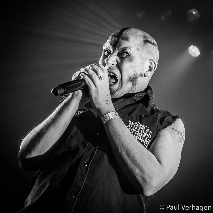 Impaled Nazarene op Netherlands Death Fest, foto Paul Verhagen