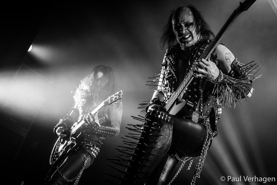 Nifelheim op Netherlands Death Fest, foto Paul Verhagen