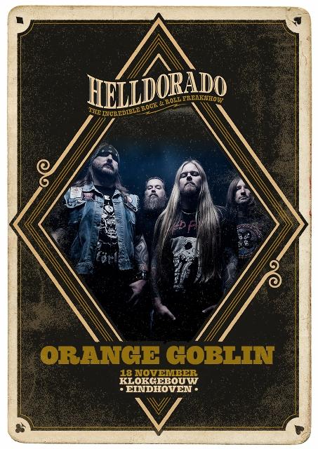 Orange Goblin Helldorado