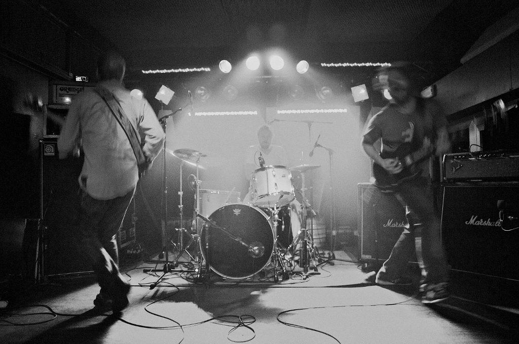 Pontiak live, foto Lino Brunetti