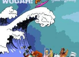 Albumreview: Uhgah? Wugah! hypert explosief verder op The Lighter Side of Global Warming