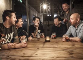 Interview Undeclinable Ambuscade: 'Just like 20 years ago'