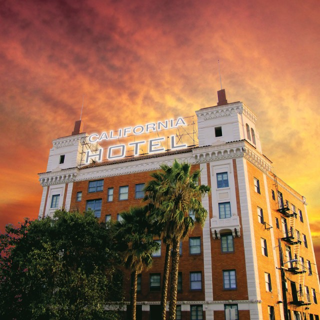 Trans Am- California Hotel