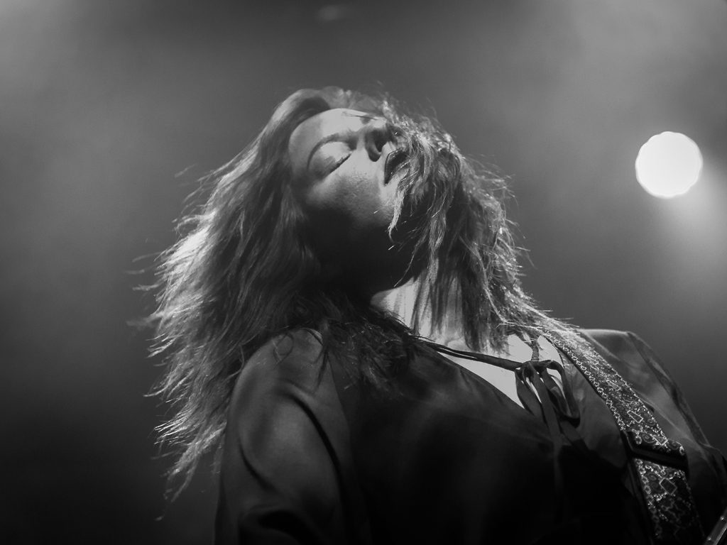 True Widow op Roadburn 2017, foto Roy Wolters