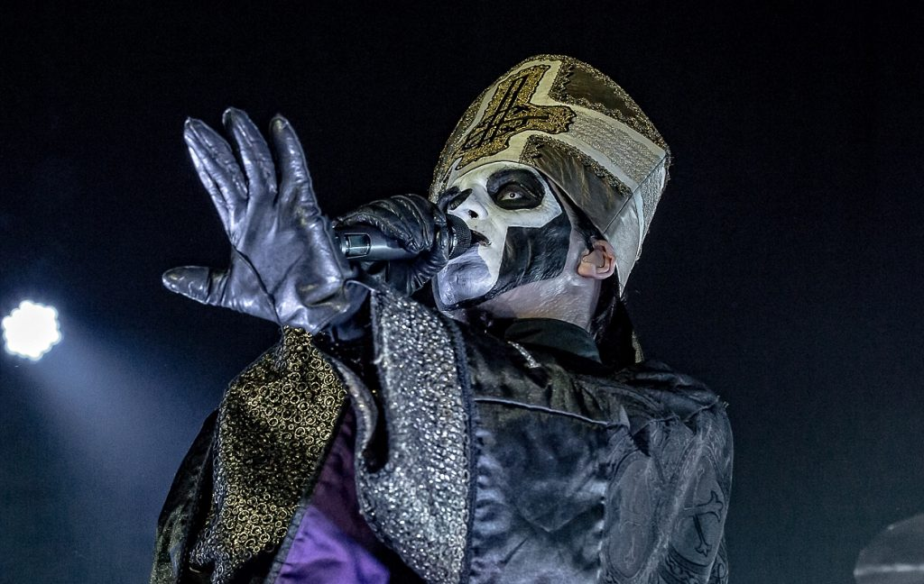 Ghost in AFAS Live, foto Rob Sneltjes