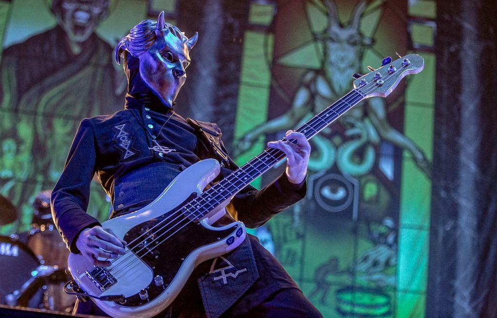 Ghost in AFAS Live, foto Rob Sneltjes