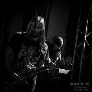 Inter Arma op Roadburn 2017, foto: Paul Verhagen