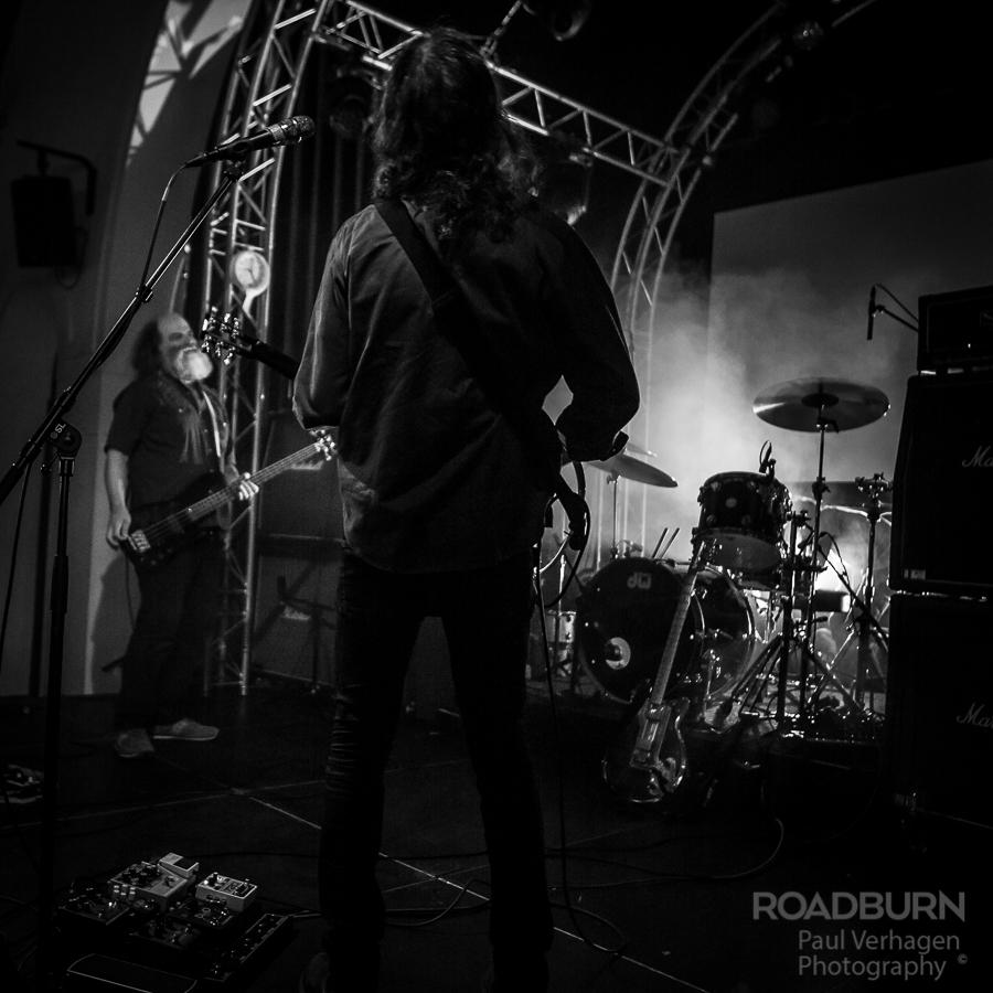 Sumac op Roadburn 2017, foto: Paul Verhagen