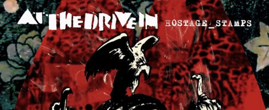At The Drive In met derde single en video Hostage Stamps