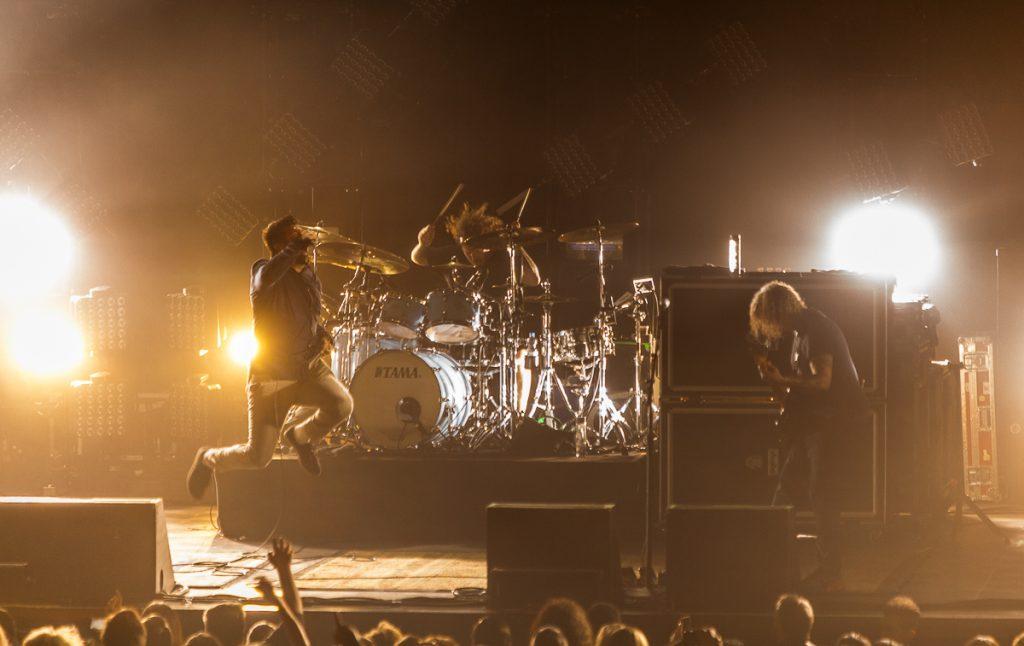 Deftones in 013, foto Rick de Visser