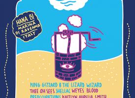 Ga naar Beaches Brew Festival en neem een Crosley draaitafel mee!