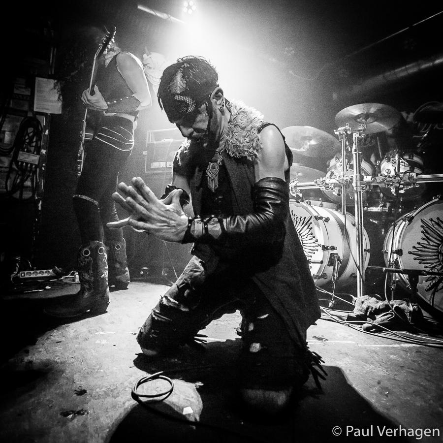 Absu in Little Devil, foto Paul Verhagen
