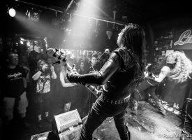 Review: Nargaroth zorgt voor domper op mooie maandagavond
