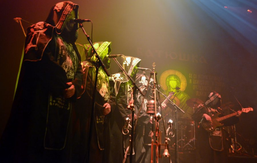 Batushka op FortaRock in the City, foto Ingmar Griffioen