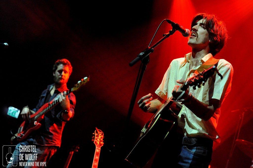Mitch Rivers Band, foto: Christel de Wolff