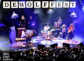 Verslag: TivoliVredenburg voor één avond DeWolff-tempel