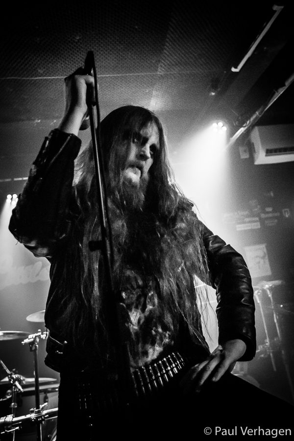 Nargaroth in Little Devil, foto Paul Verhagen