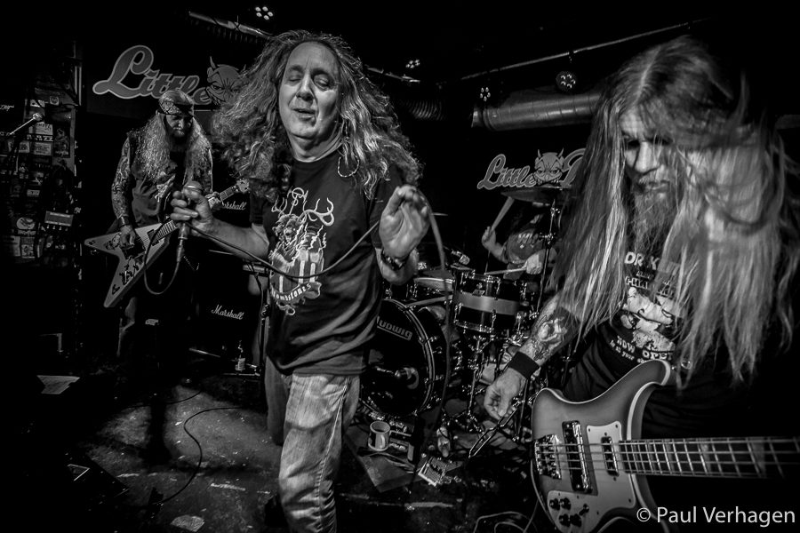 Saint Vitus in Little Devil, foto Paul Verhagen