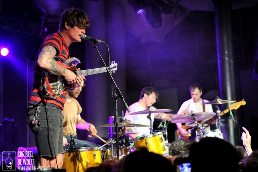 Thee Oh Sees, foto: Christel de Wolff