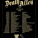 Death Alley tour