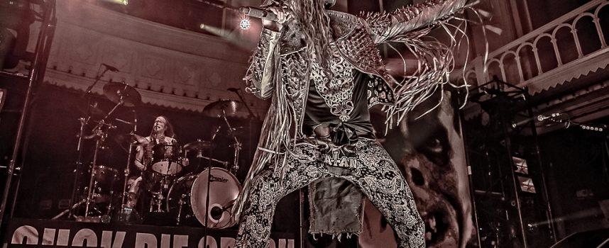 Rob Zombies overdonderende industrial metal nog paalhard overeind
