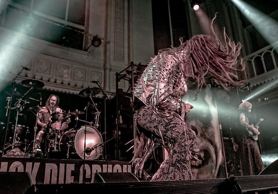 Rob Zombie in Paradiso, foto Rob Sneltjes