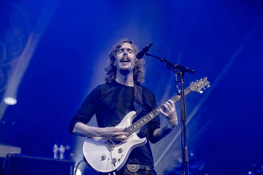 Opeth op Graspop, foto Rob Sneltjes