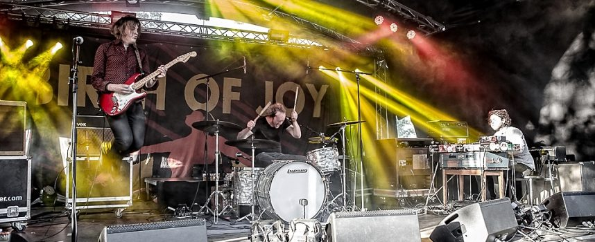 Bono van Cul de Sac wil met Psycho Mind de betere garage, surf, fuzz en psych tonen