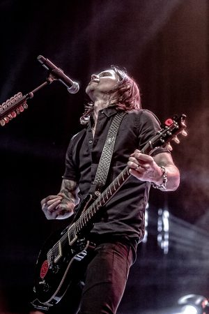 Alter Bridge in 013, foto Rob Sneltjes