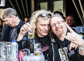 R.I.P. Danny 'Bidi' van Drongelen en rock on dude