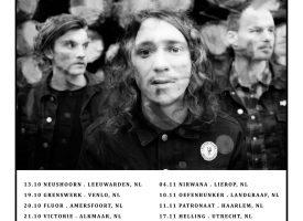Live-sessie en dikke NL najaarstour voor Paceshifters
