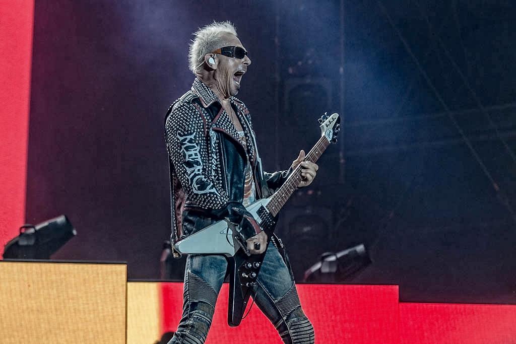 The Scorpions op Graspop, foto Rob Sneltjes
