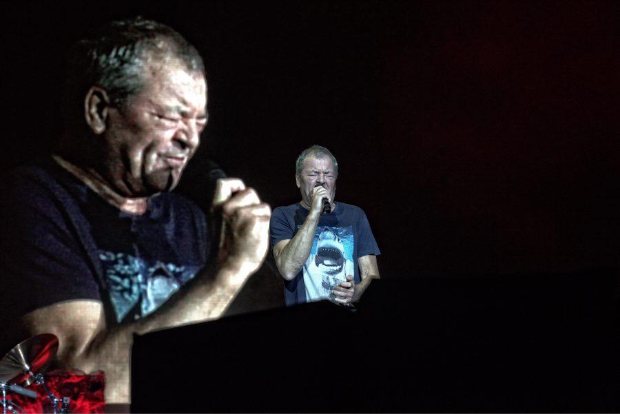 Deep Purple op Graspop, foto Rob Sneltjes