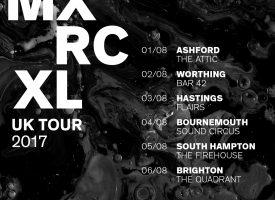 Nieuwe video en UK tour voor Mxrcxl