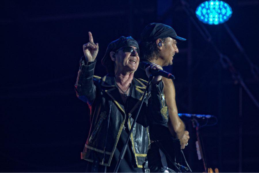 Scorpions op Graspop, foto Rob Sneltjes