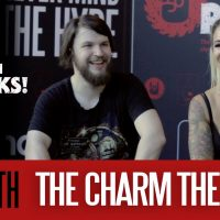 Interview: The Charm The Fury over het belang van Buma ROCKS!, Nuclear Blast en Pantera