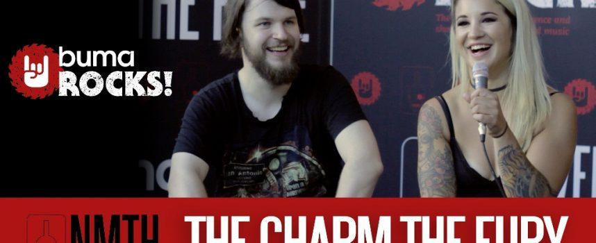 Interview: The Charm The Fury over het belang van Buma ROCKS!, Nuclear Blast en Pantera